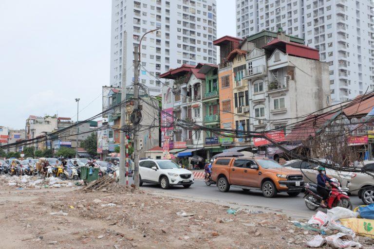 하노이 2018: 도시재개발과 아파트